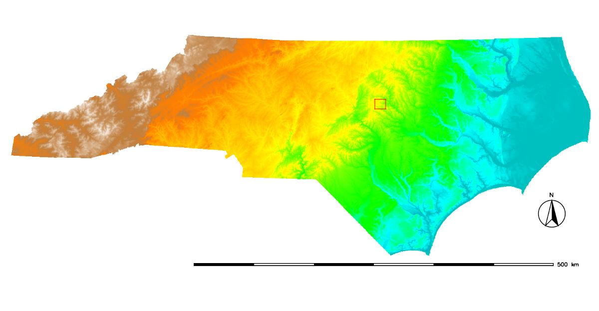 Big geodata management and analysis using GRASS GIS